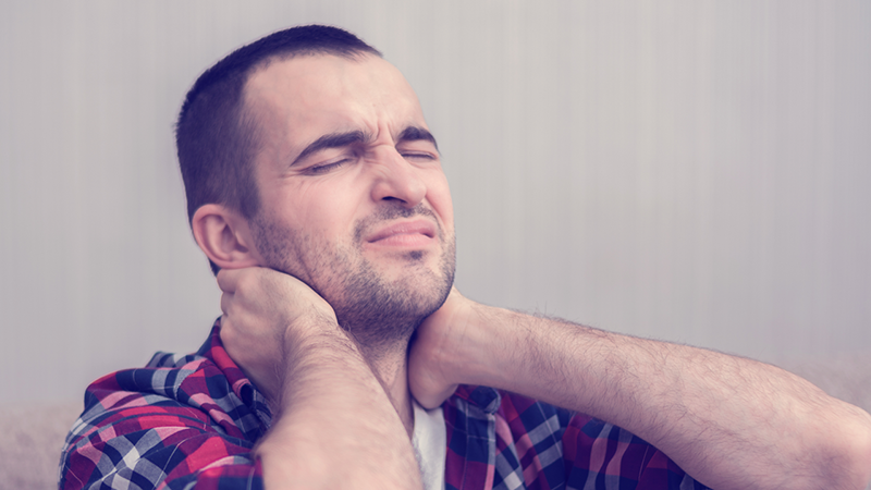 The Link Between Neck Pain and Migraines
